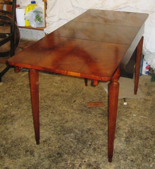 20th Century Walnut Table